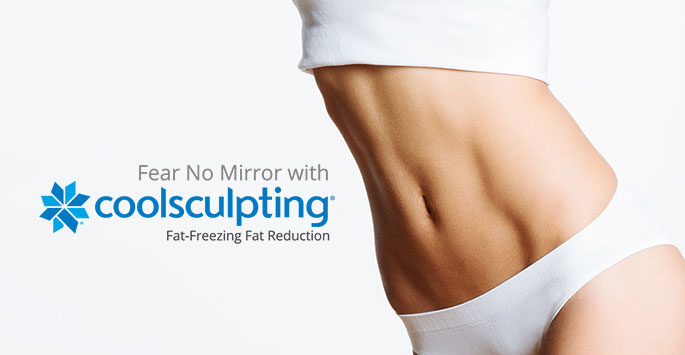coolsculpting. fear no mirror
